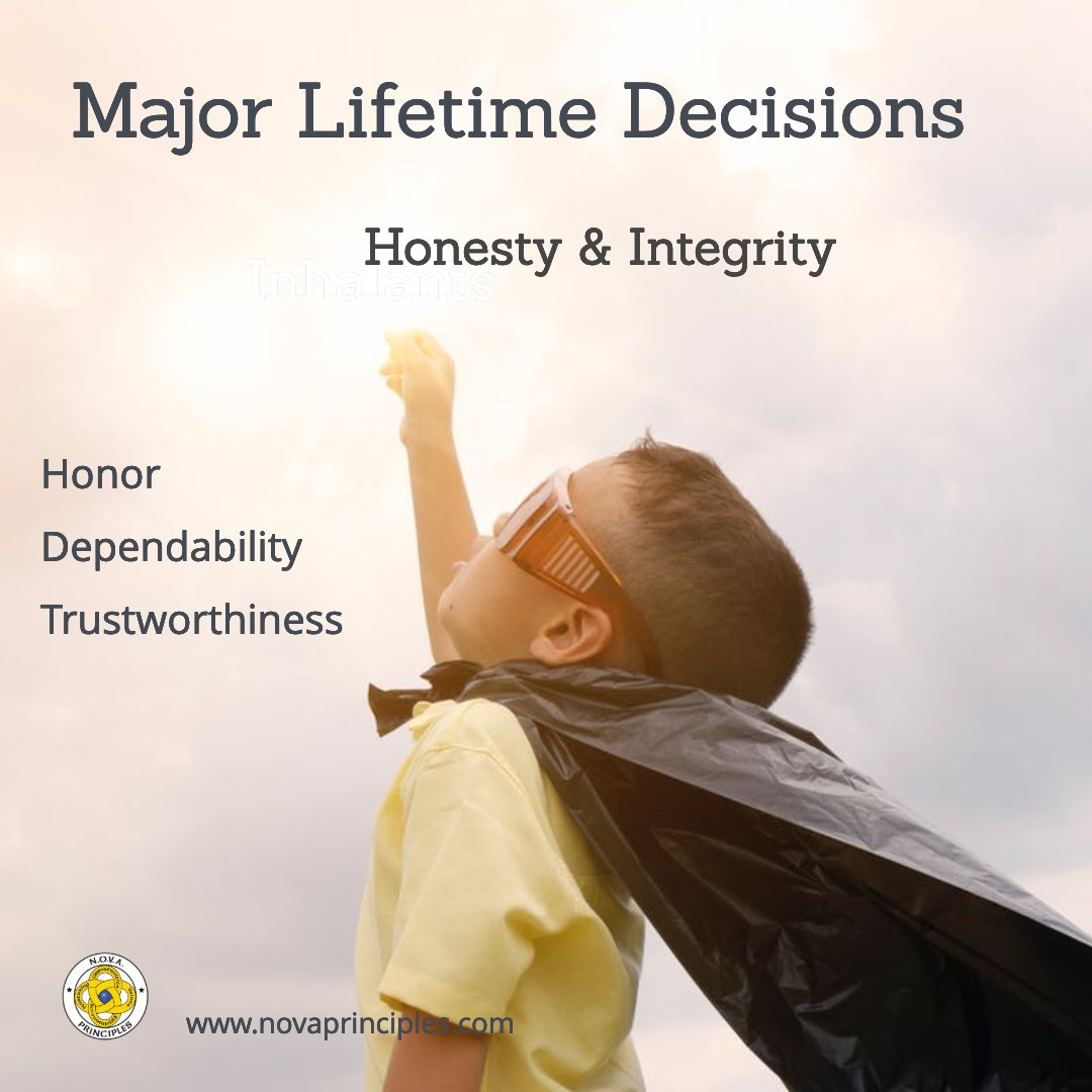 Decisions - Honesty