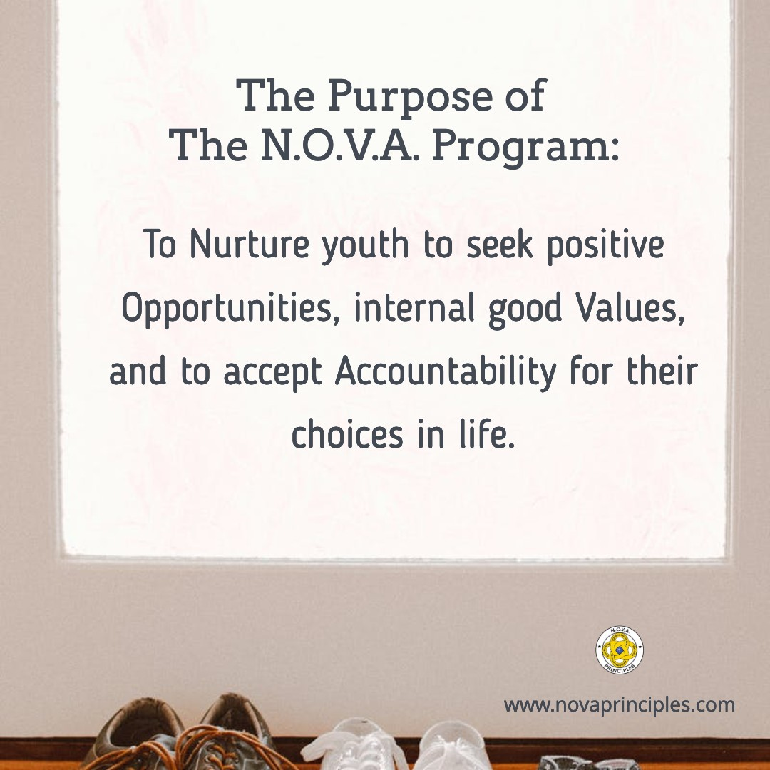 Purpose of NOVA Program (1)