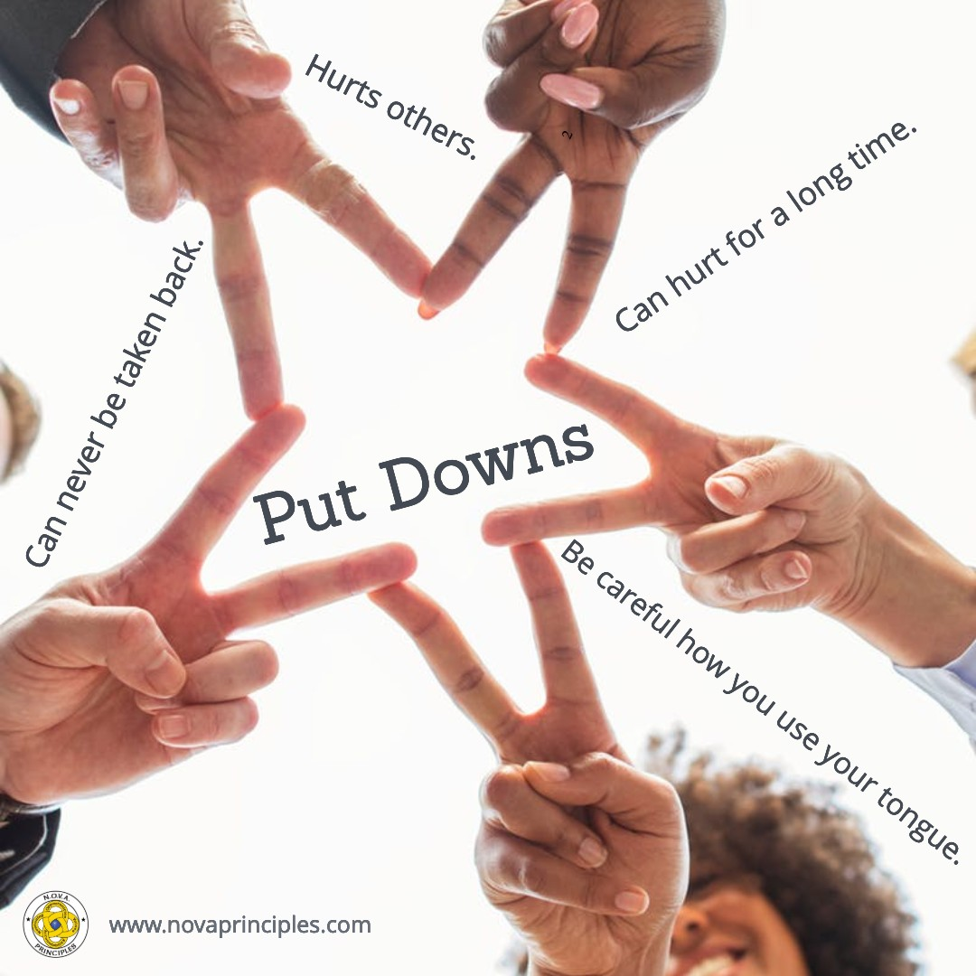 Traits - Put Downs